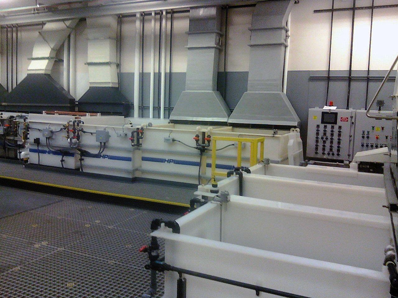 Process Tank System