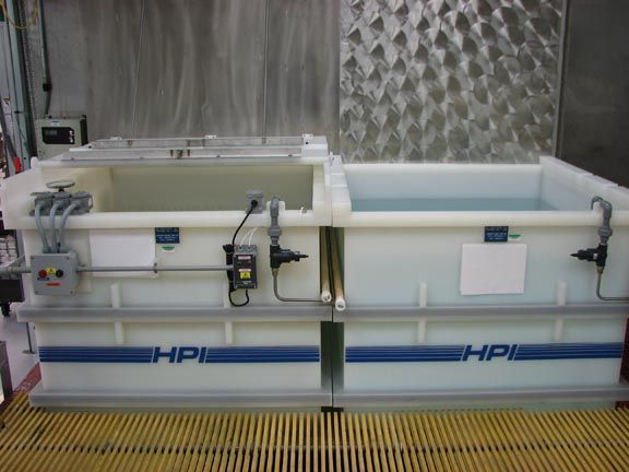 Wet Processing Systems