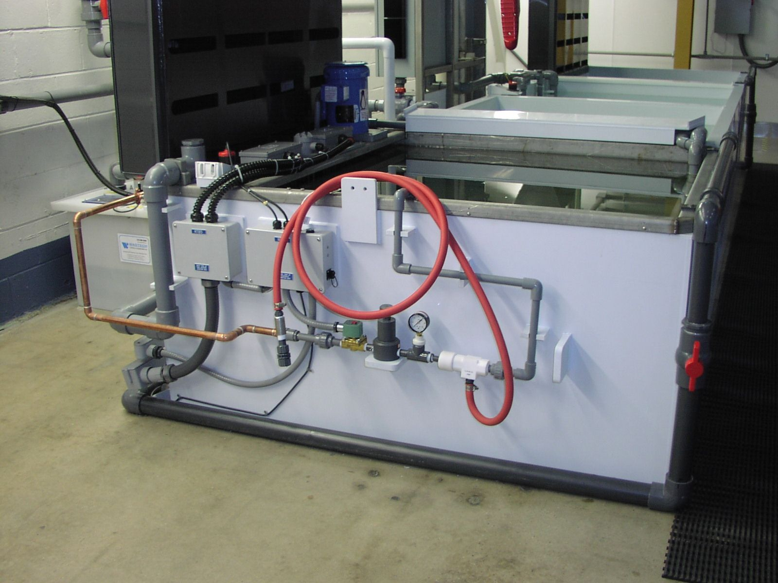 Chemical Cleaning System
